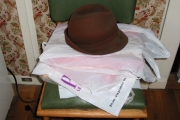 Living Room Scene (Hat)