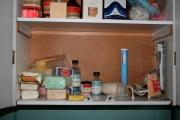 Bathroom Scene (Medicine Cabinet), October 2005