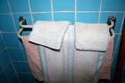 Bathroom Scene (Towels), October 2005
