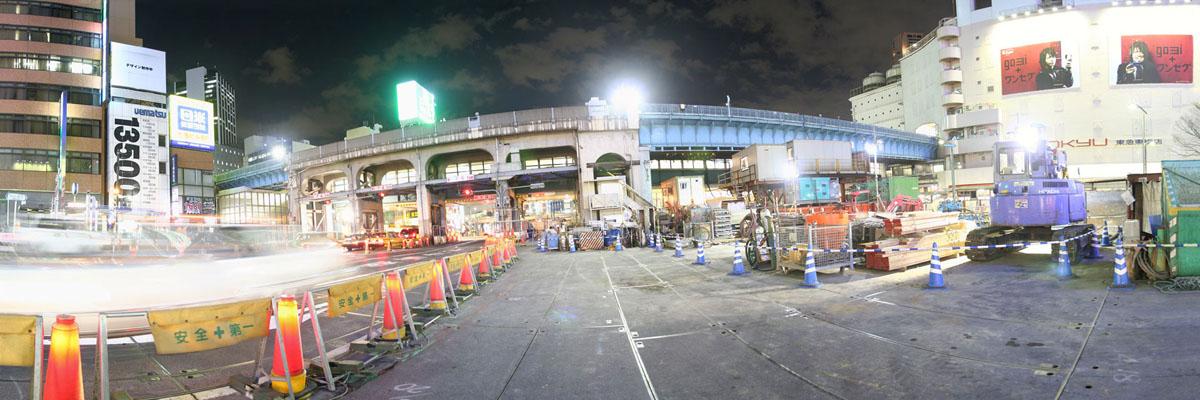 Tokyo Shibuya at Night_1200