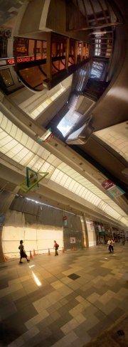 Ari Salomon, Kyoto, Teramachi Arcade, 2010, Pigment Print, 26x62,1of5 $1300